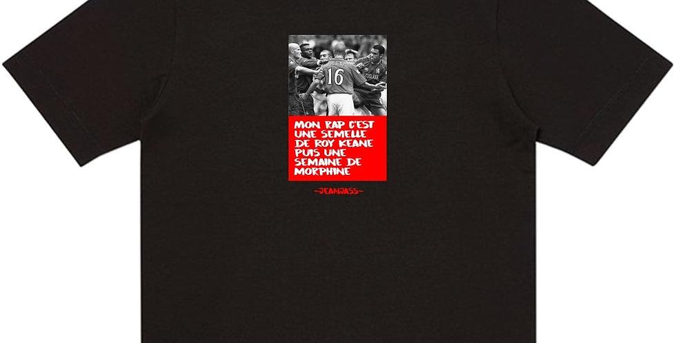 T-Shirt Roy Keane feat JeanJass