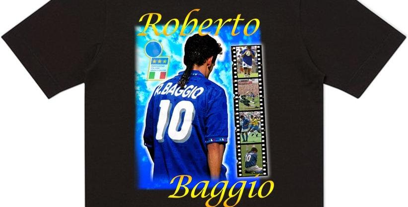 T-Shirt Roberto Baggio