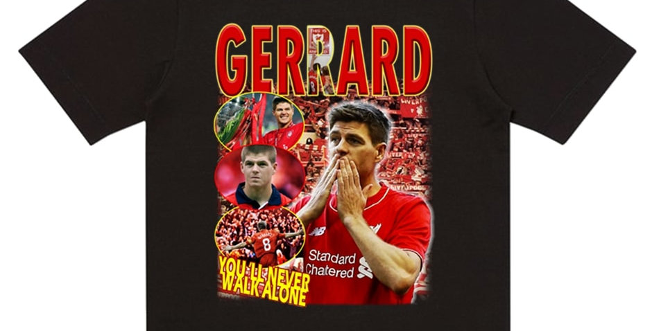 T-Shirt Steven Gerrard