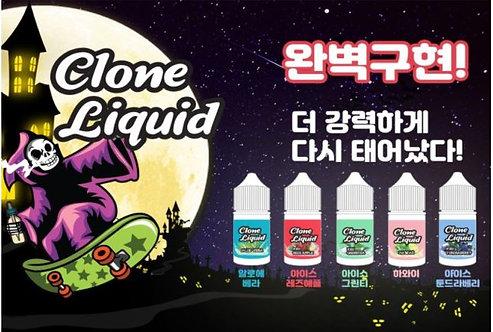 Clone Liquid 30ml Korea(입호흡)