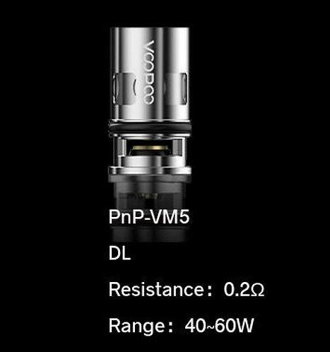 VOOPOO PnP-VM5 Coil 0.2ohm 5PCS/Pack