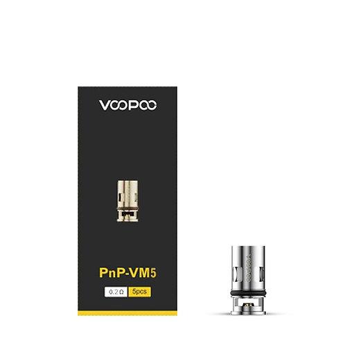 VOOPOO PnP VM5 coil