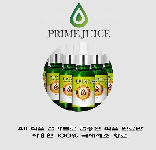 PRIME JUICE 30ml Korea (입호흡)