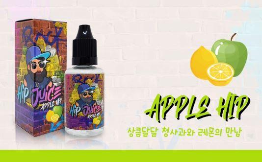 Hip juice & Medusa 30ml Korea(입호흡)
