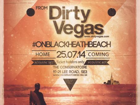 Steve Smith (Dirty Vegas) Live #onblackheathbeach