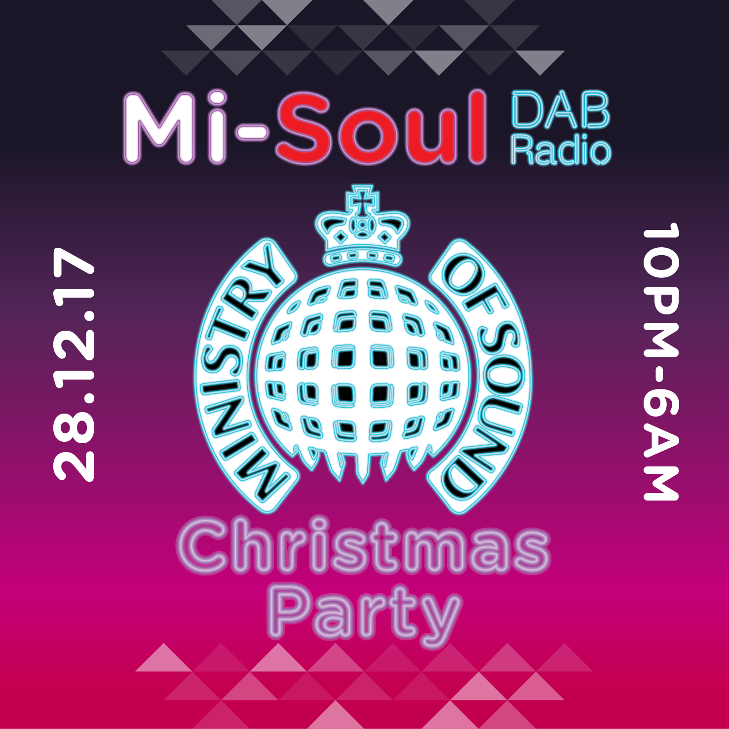 Mi-Soul Christmas Party