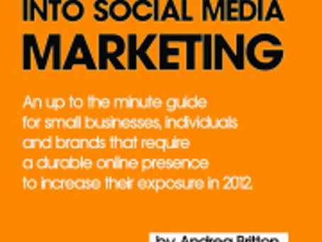 One Giant Leap into Social Media Marketing: Free Chapter!