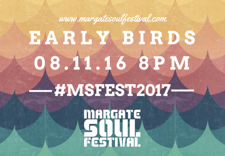 PRESS RELEASE:EARLY BIRDS #MSFEST2017