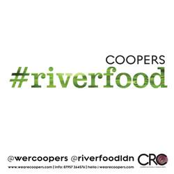 Riverfood Branding