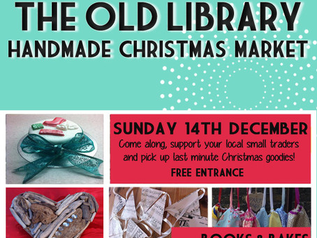 Press Release: Blackheath Handmade Christmas Market: 14.12.14