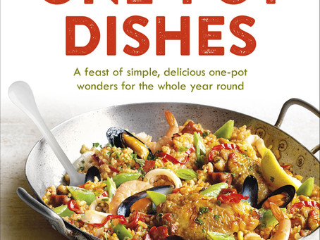 PRESS RELEASE: Ultimate One-Pot Dishes Book Release