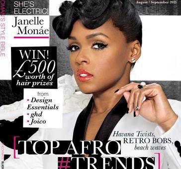 NoScrunchie: Black Hair Magazine