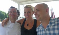 Andrea, Phil, Arno