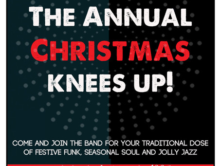 Feeling Festive? You will after this….