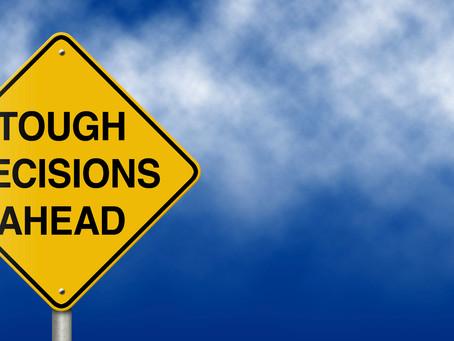 Make good business decisions like this…