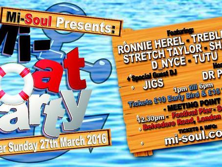 Events Release: MiBoat Party @Misoultweetes