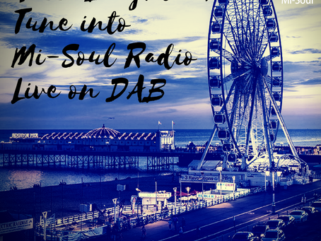 Mi-Soul Radio Hits #Brighton