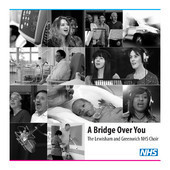 bridge over you nhs christmas single