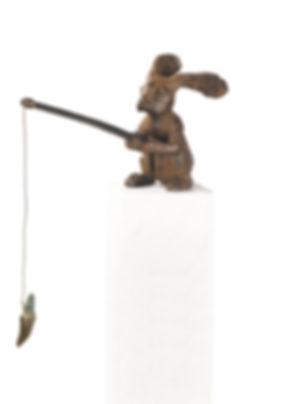 Kunst - Art - Bronzen beelden Bronze sculpture - Figuratief - Anouk de Groot