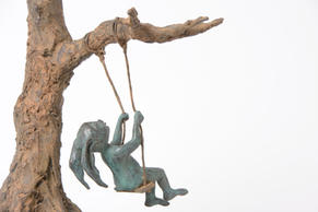 Me and my Swing (detail)
