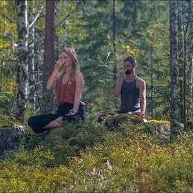 #pranayama #yogajourney #intothewild #gr
