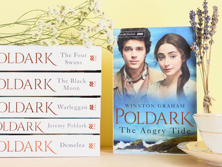 The Poldark Perusal - Book 7, The Angry Tide