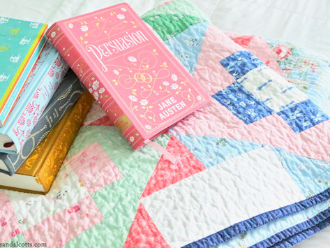 The Pemberley Quilt