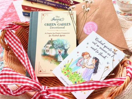 The Anne of Green Gables Devotional - GIVEAWAY with Rachel Dodge