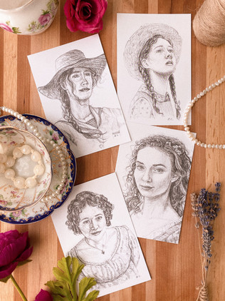 Literary Heroine Collection