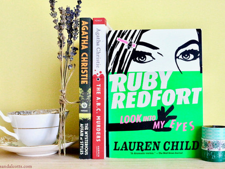 My Top 3 Reads for #MysteryBookMay