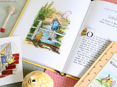 """Across the 100-acre Wood: A.A. Milne's """"Winnie-the-Pooh"""""""