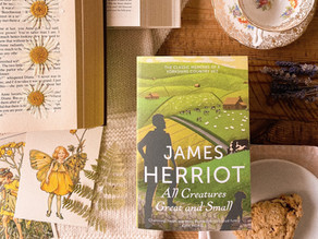 """Entering the World of James Herriot's """"All Creatures Great and Small"""""""