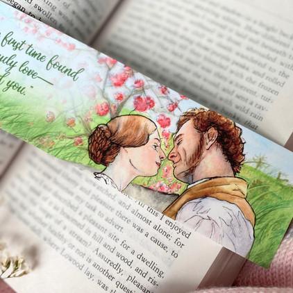 Jane Eyre bookmark