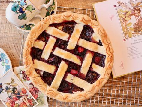 Summer Berry Pie Recipe (Gluten-Free)