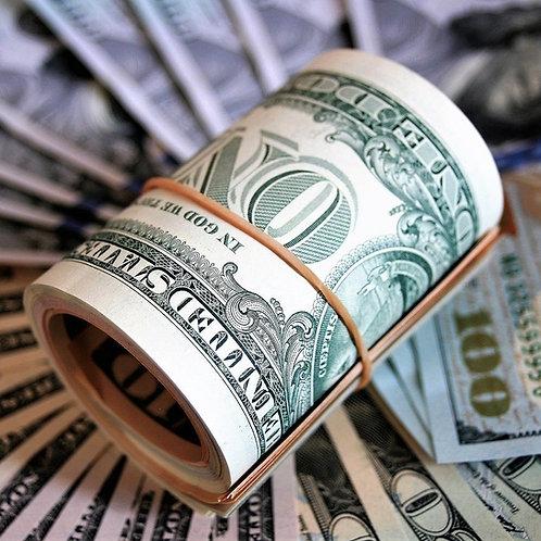 Cashflow Maximization