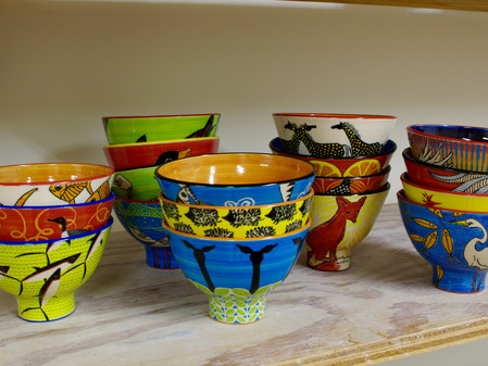 A New Batch of Small Bowls