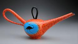 Ibis Teapot