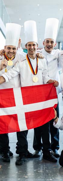 National Catering Team of Denmark