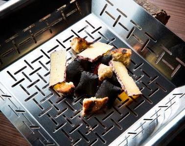 Spiselige grillkul