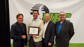 Allied Track Wins 6th Consecutive NRC Safety Award, With Gold Award for 2020