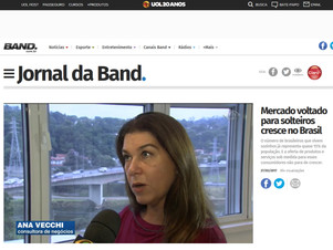 Mercado voltado para solteiros cresce no Brasil