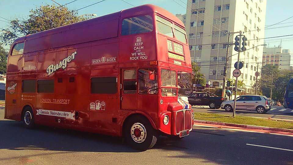Ônibus da Busger