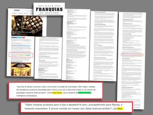 Franquia Cacau Show: como abrir e quanto custa