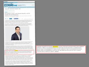 David Pinto vende a rede Doutor Resolve e sai do modelo de microfranquias.