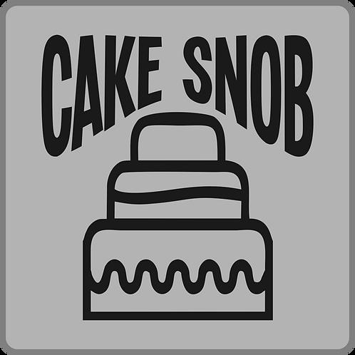 Cake Snob