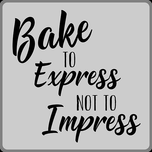 Bake to Express