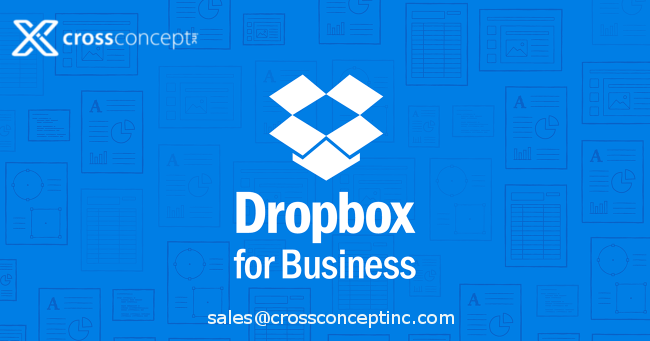 Dropbox for Business Canada