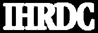 IHRDC logo white.png