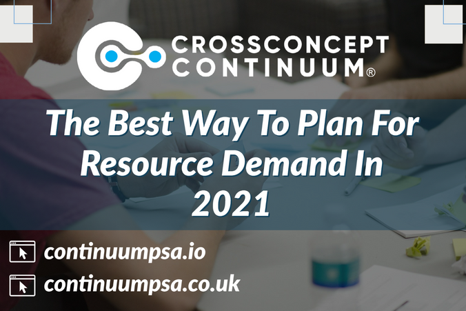 The Best Way To Plan For Resource Demand in 2021