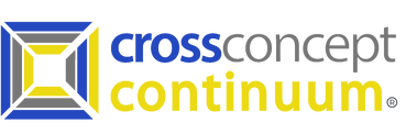 CrossConcept Continuum Logo with TM 2019